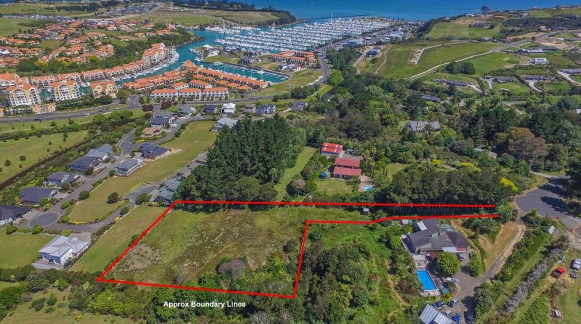 Gulf Harbour Section – Price Reduced – Overseas Vendor !