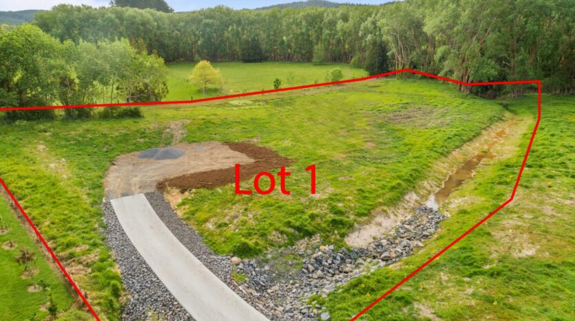 Lot 1 – Coatesville – Fruitfields Estate – Section – New Subdivision