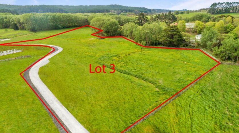 Lot 3 – Coatesville – Fruitfields Estate – Section – New Subdivision