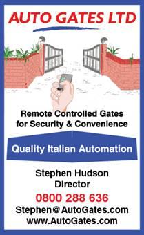Auto Gates Ltd